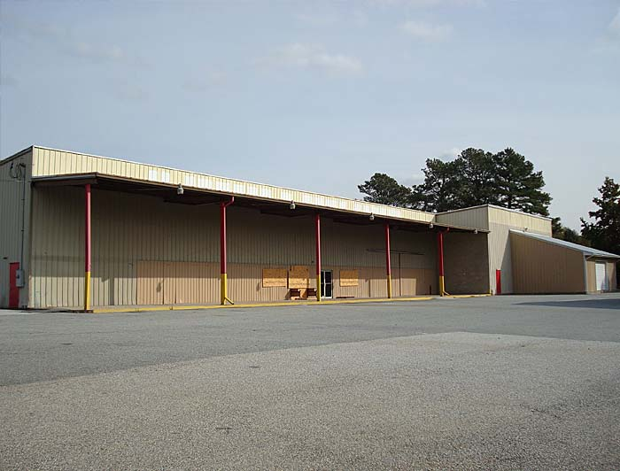 Tim o 39 connell and sons inc for 4000 sq ft steel building